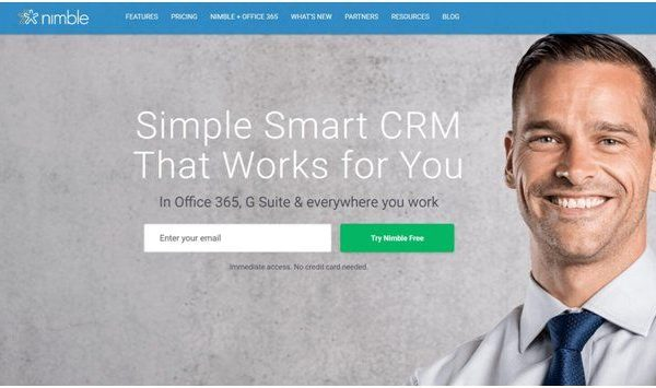 CRM Software- Customer Satisfaction with a Click