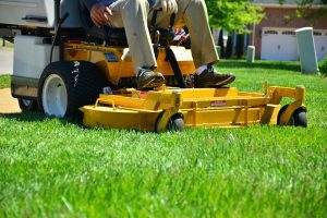 Evolving From Hand-Held Grass Cutting Tools To Zero Turn Mowers