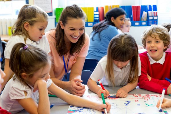 What are the benefits to the staff for working in a private school?
