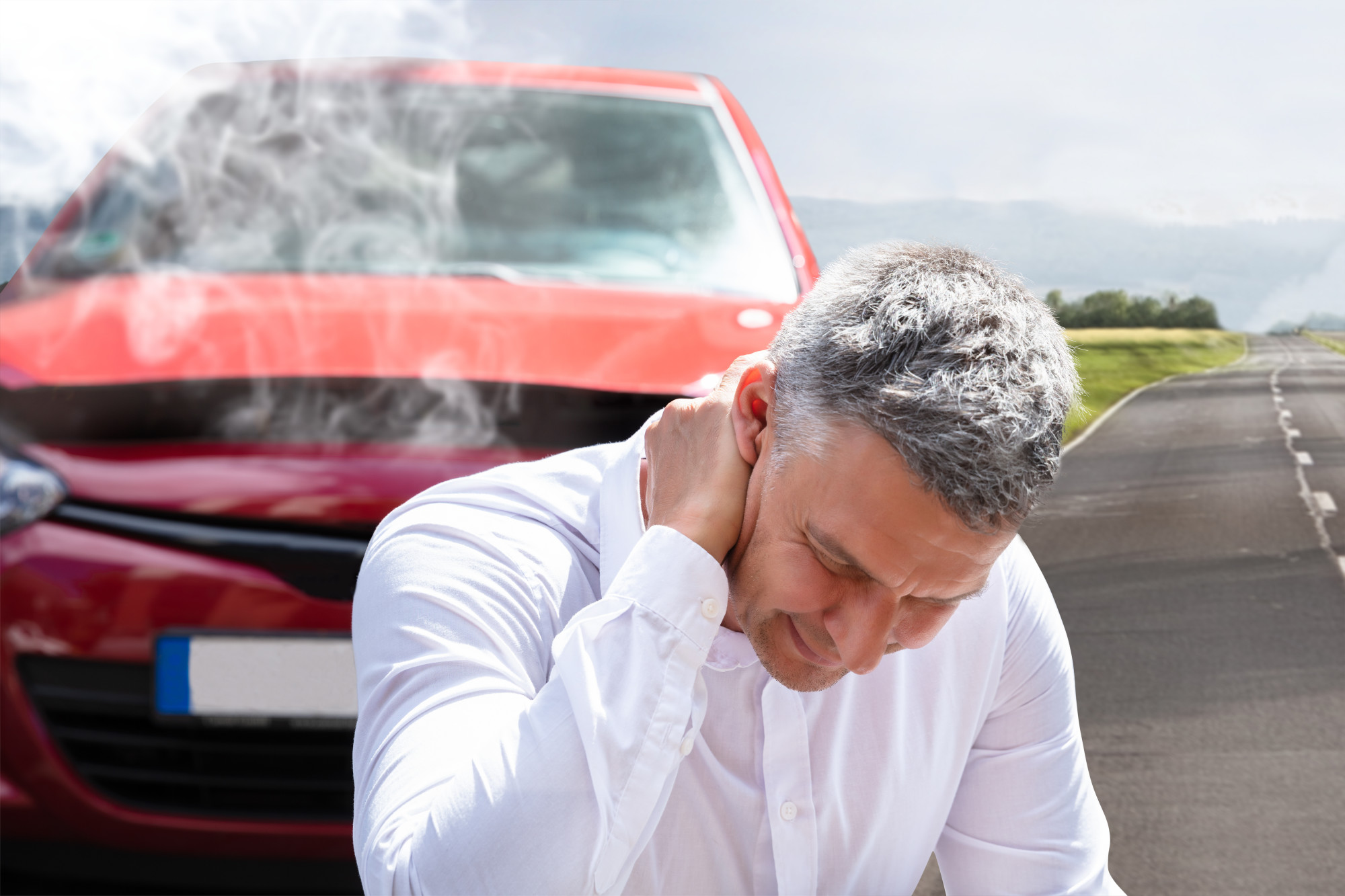 Car Accident Neck Pain And Headaches what To Do