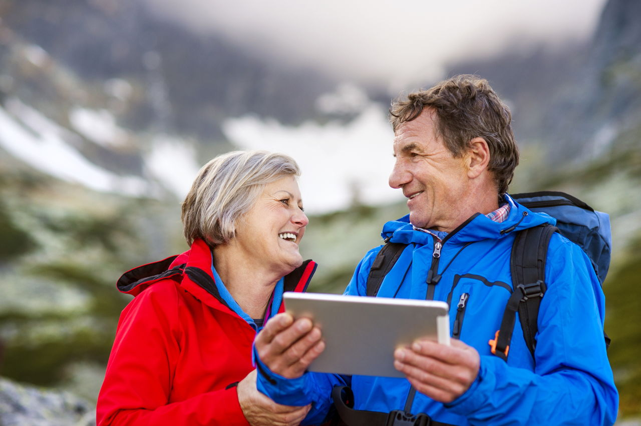 2 Places To Search Love Of Your Life In Your Senior Age