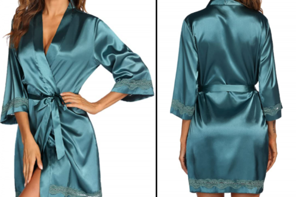 Why Are Womens Silk Robes So Much In Demand